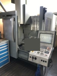 Centre d'usinage CNC 5 AXES DMG DMU 70 - 2006
