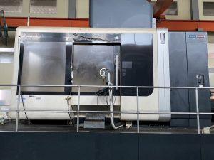 Centre d'usinage CNC 5 AXES DMG DMU210P