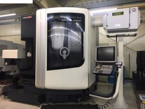 Centre d'usinage CNC DMG MORI DMU 60 EVO