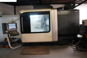 Centre d'usinage CNC DMG DMU 60 FD DUOBLOCK