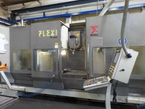 Centre d'usinage CNC SIGMA FLEXI 7P-4AX