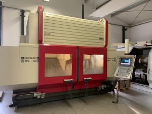 Centre d'usinage HEDELIUS RS 60 K 2000 / 5 AXES
