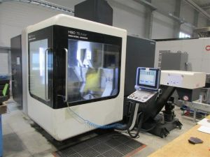 Centre d'usinage CNC 5 AXES DECKEL HSC 75 LINEAR