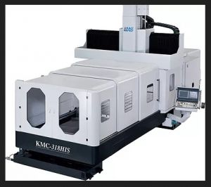 CENTRE D'USINAGE VERTICAL DOUBLE COLONNES CNC KAO MING