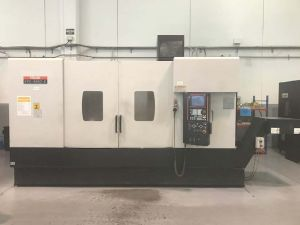 Centre d'usinage vertical MAZAK VTC 300C-II